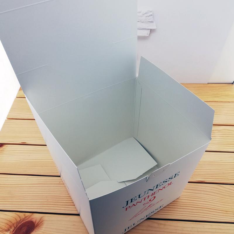 Kutu Dip Kilit ve Yan yapıştırma işlemi